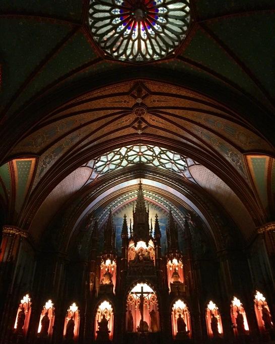 The gorgeous basilica.