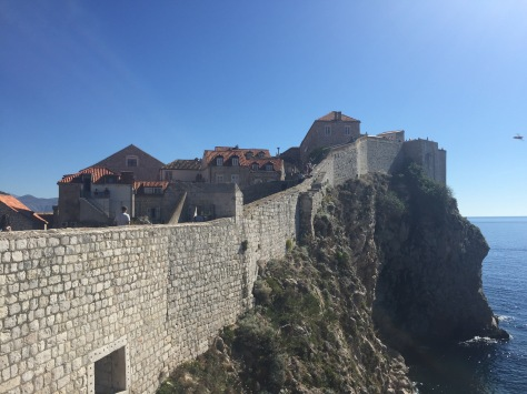 The city walls - worth a walk!