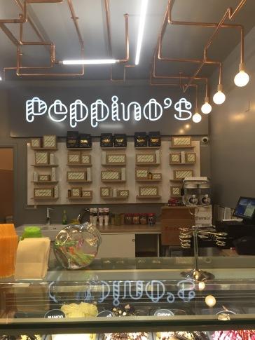 Peppino's has the best gelato/ice cream!